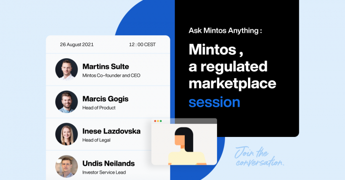Ask Mintos Anything (AMA) session